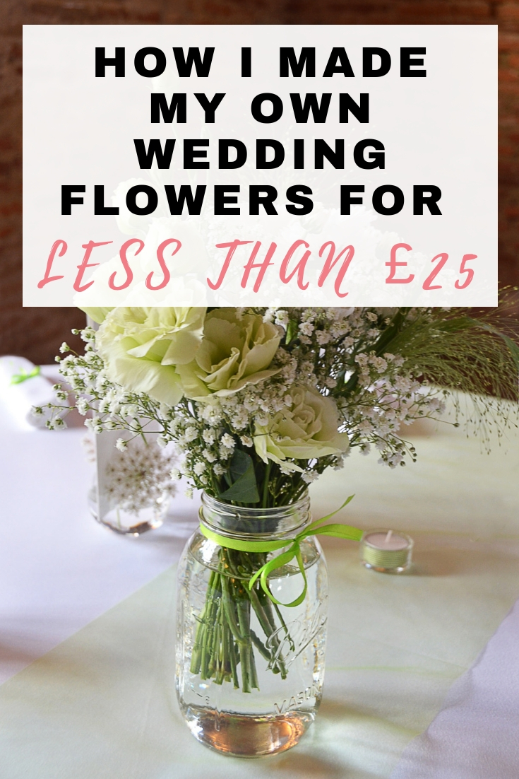 Diy Wedding Bouquets For Under 25 Make Money Without A Job