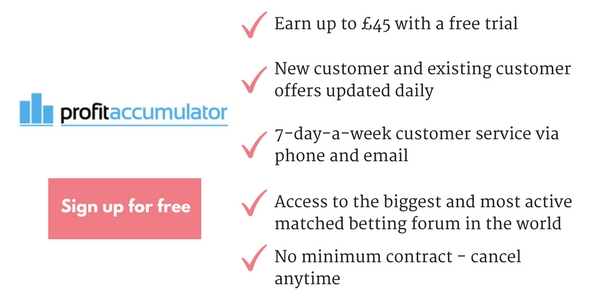 T test groups are matched betting inside a betting shop vacancies